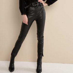 #5016 Pantalon Brampton negro-2