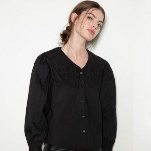 #5065 Camisa Charlote negra-2